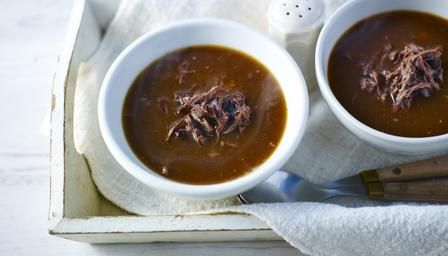BBC - Food - Recipes : Oxtail soup I need this in my life.