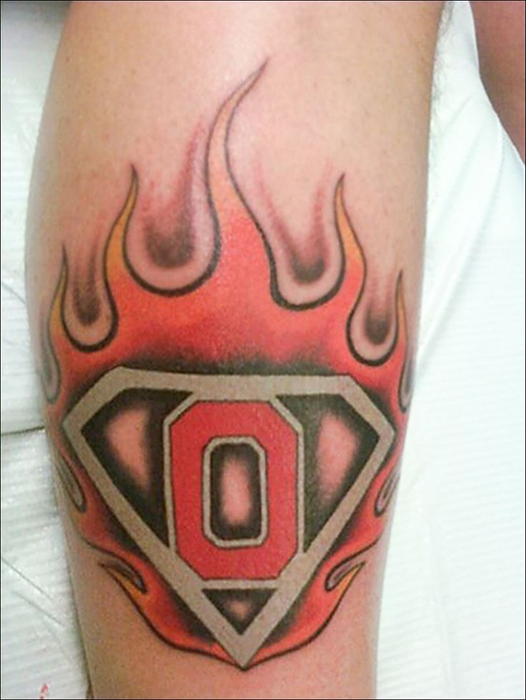 Ohio State Tattoos