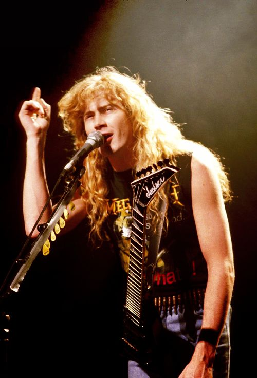 Dave Mustaine - Megadeth - Killing is My Business...And Business is Good.
