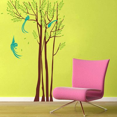 192 best Wall decals images on Pinterest | Wall decals, Art walls ...