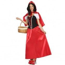 Disfraz de #Caperucita Roja Mujer. #mercadisfraces #tienda de #disfraces #online disponemos de disfraces #originales perfectos para #carnaval.