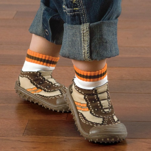 Baby And Toddler Sock Shoes By Skidders