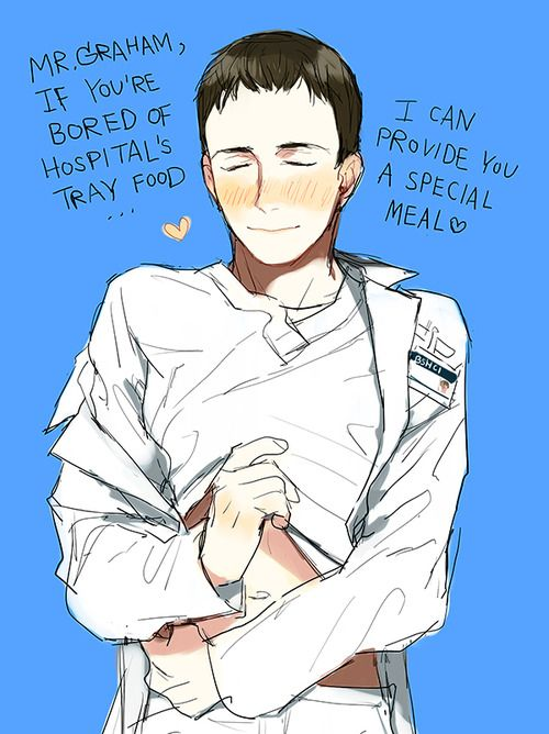 Pin by Usanisa Chokpiamlap on Doctor and psycho | Will ...