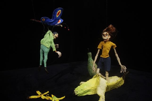 Zach Feuer Gallery...Nathalie Djurberg & Hans Berg  Clay animation, digital video