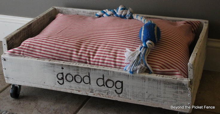 Dogbed.... Need to make from pallets