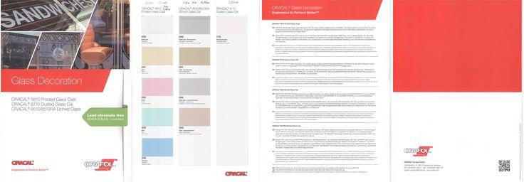 Oracal  Folia samoprzylepna www.plexipol.com.pl