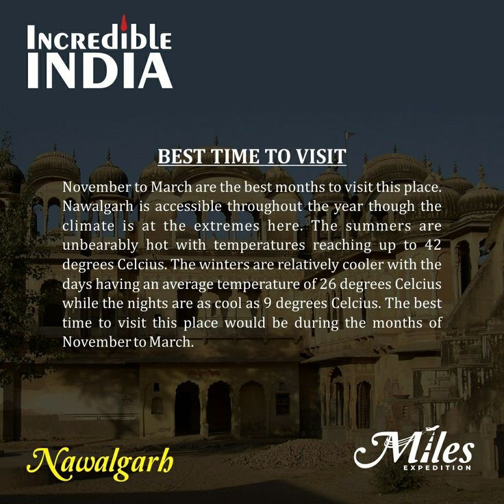 Nawalgarh Is A Small Town Almost At The Very Centre Of The