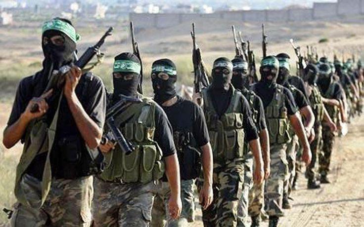 'Ada 50 Ribu Pejuang Hamas