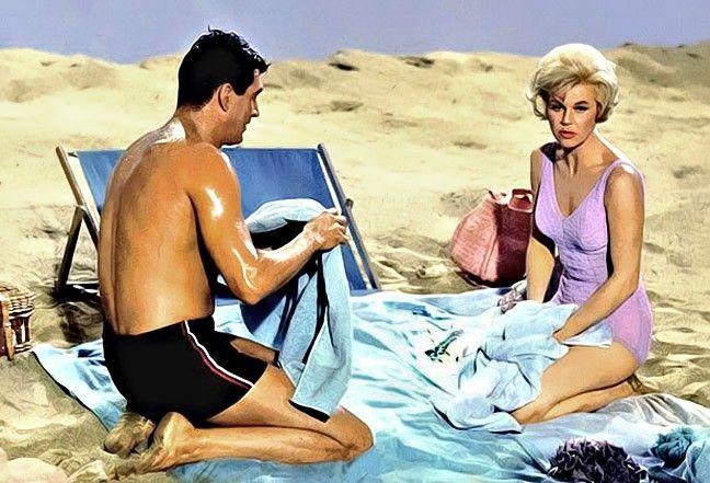 Rock Hudson, Doris Day, Lover Come Back