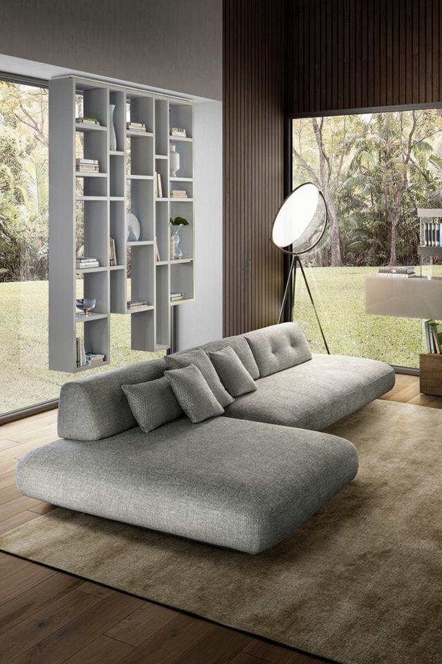 New Lago Elements 2020 Collection Lago Design In 2020 Fabric Sofa Design Sofa Living Room Designs