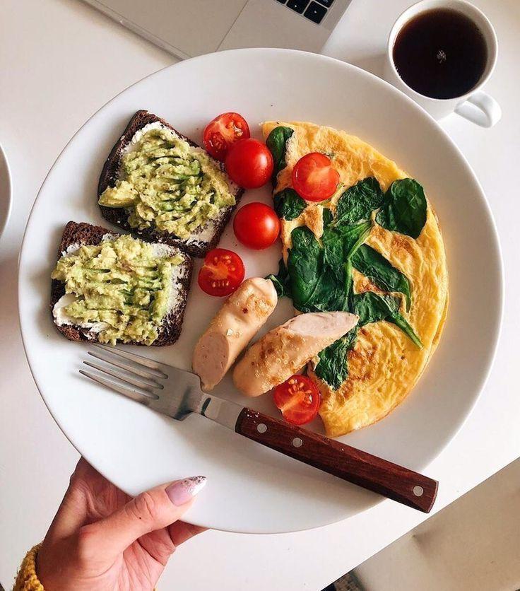 Рецепты завтраков на диете