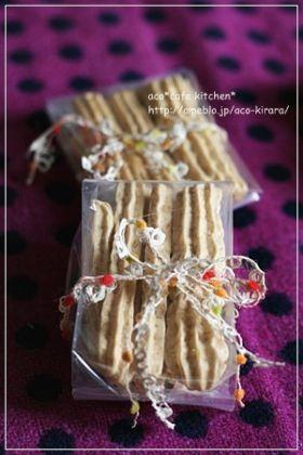 「和三盆糖でココナッツの焼きメレンゲ」aco* | お菓子・パンのレシピや作り方【corecle*コレクル】