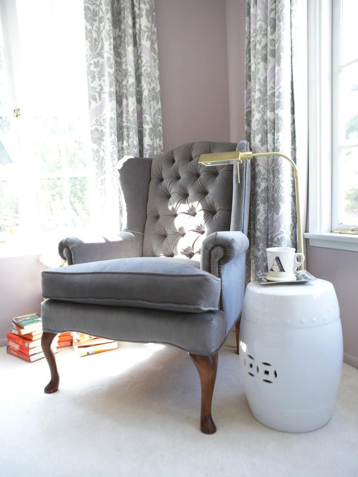 Image result for comfortable reading chair for small space ...