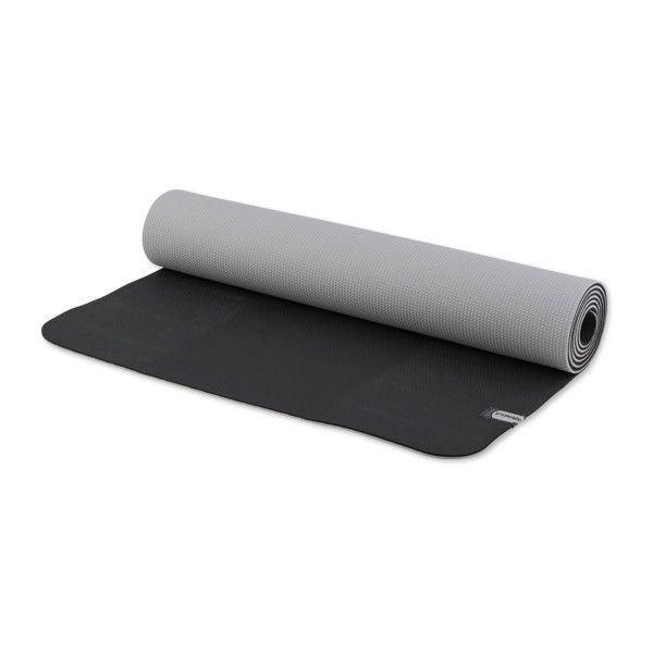 prAna E.C.O. Yoga Mat - A textured surface with natural anti-slip properties will keep you as rooted in your pose as the recyclable prAna Earth Conscious Offeri...