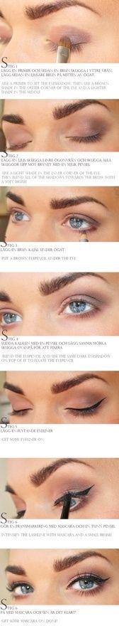 Cat Eye Makeup Tutorial #eye #makeup #tutorial