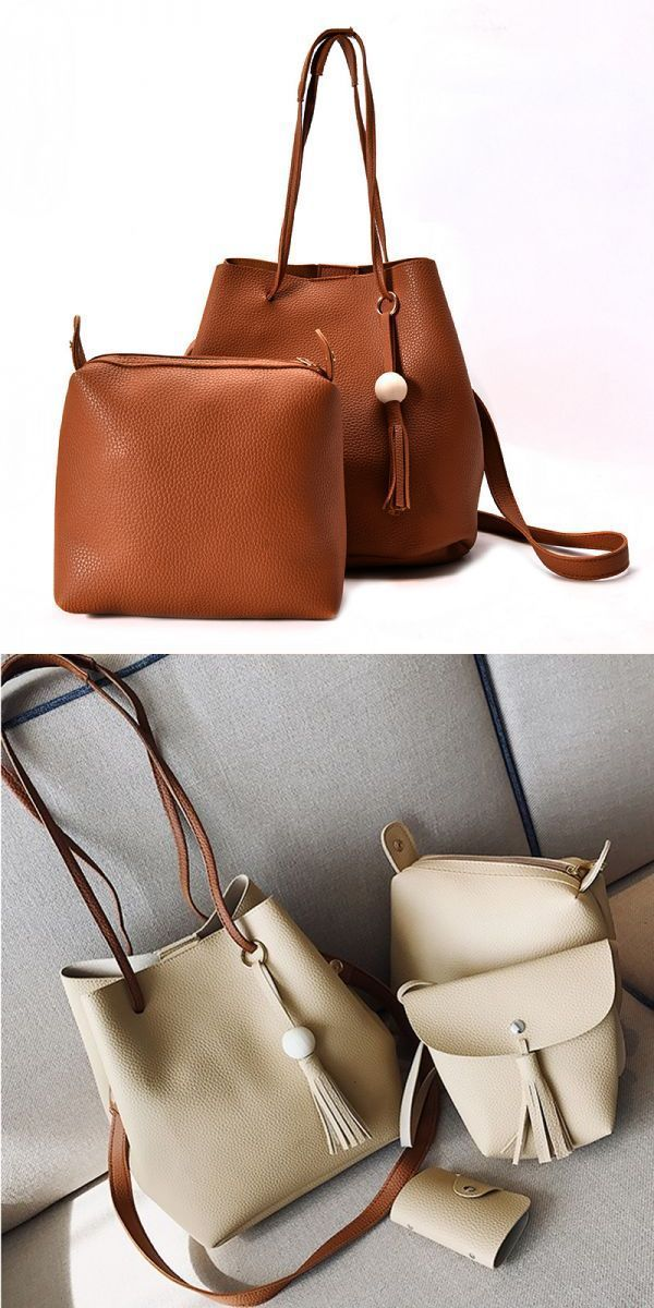 ce904e86be Z spoke handbags sale 4 pieces women litchi pattern pu leather casual  crossbody bag  88  handbags  frederic  t  handbags  handbags  on  ebay   xoxo  handbags ...