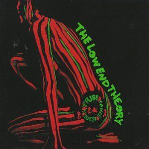 A Tribe Called Quest - The Low End Theory LP RE