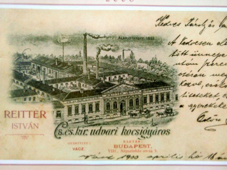 Vác 1900-s évek elején