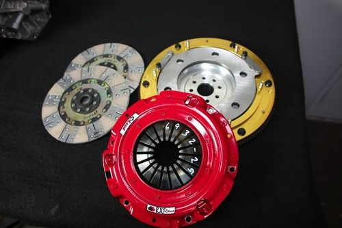 McLeod 2011-2014 Ford Mustang GT RXT Twin Disc Clutch 23 Metric Spline 1000hp #6932-25: McLeod 2011-2014 Ford Mustang GT RXT Twin Disc…
