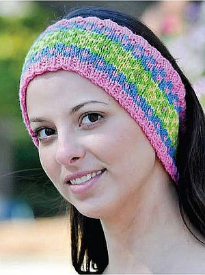 108 best Knitted Headbands images on Pinterest | Projects, Collars ...