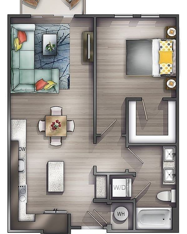 Architect Creative Studio On Instagram Want To Design 2d 3d Floor Plan Contact Us Archi Studio Apartment Floor Plans House Plans Apartment Floor Plans