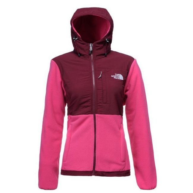 #BOX SALE,Cheap The North Face Denali Deeppink Hoodie outlet $89.99