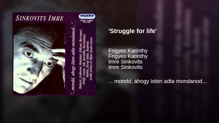 'Struggle for life'