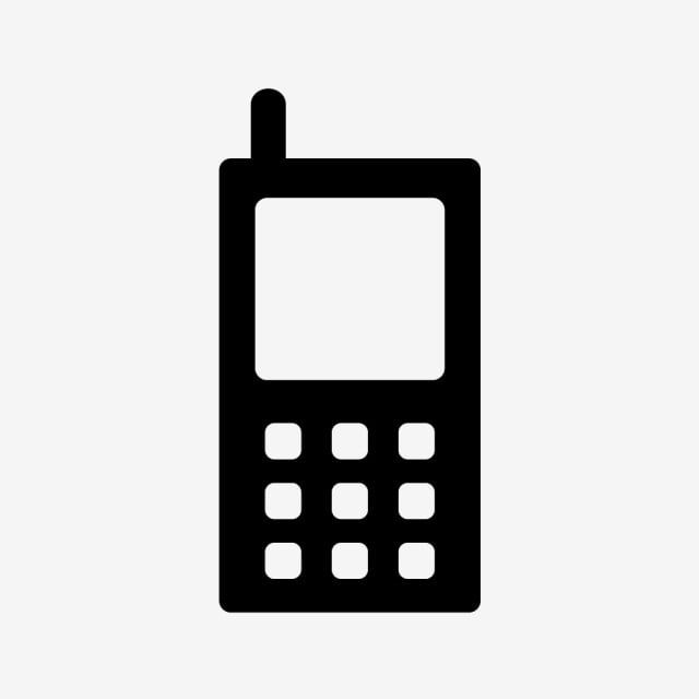Vector Cell Phone Icon Phone Icons Cell Icons Phone Png And Vector With Transparent Background For Free Download Phone Icon Mobile Icon Icon Download Free
