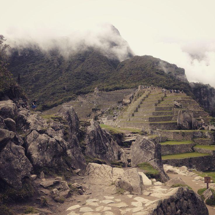 Historias - Machu Picchu || Foto Anamaría Nieto