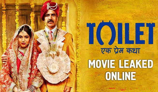 Akshay Kumar's upcoming movie Toilet: Ek Prem Katha is facing troubles before the release. The film became the latest victim of online piracy. A copy of