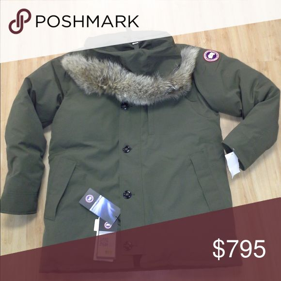 Mens Sz 2XL Canada goose coat new with tags Canada goose mens coat new with tags msrp $895 waterproof protection from winter elements in harsh weather Canada Goose Jackets  Coats Performance Jackets