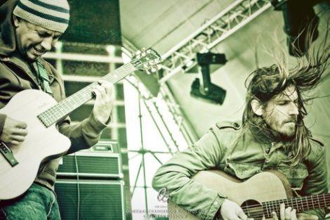 Nibs van der Spuy & Guy Buttery