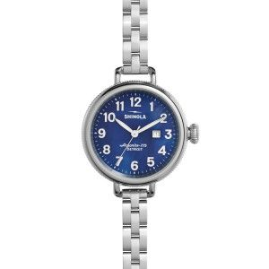 The Birdy 34mm Women's Blue Watch with Date
