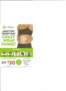 Try That Crazy Wrap Thing For Free