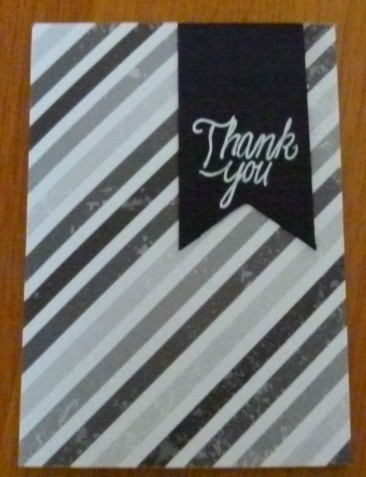 Thank You card though could be used for something else