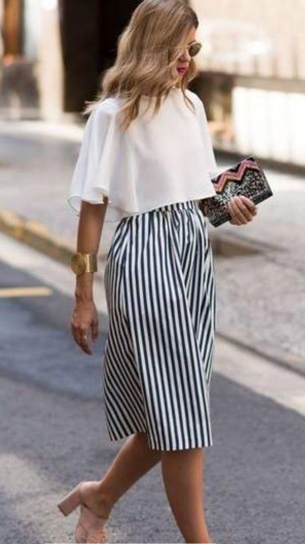 Das ganze Outfit – liebe das Sear Sucker Pattern. #ganze #liebe #outfit #pattern #sucker