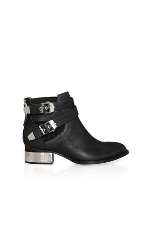 Everly EL-PL Black JEFFREY CAMPBELL