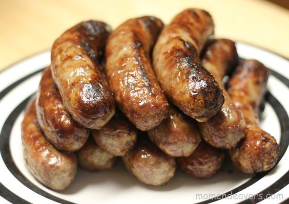 Grilled Beer Brats. SO good! #UltimateTailgate #Fanatics