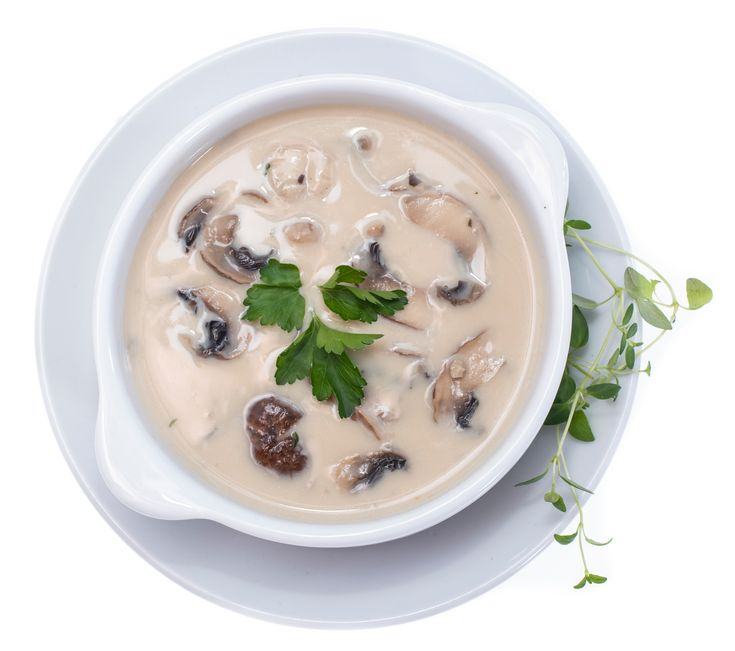 Zupa grzybowa przepis