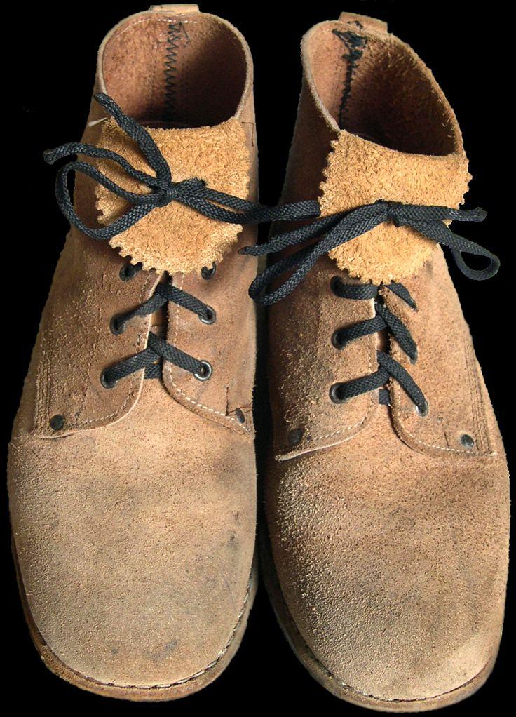 botas de pauliteiros