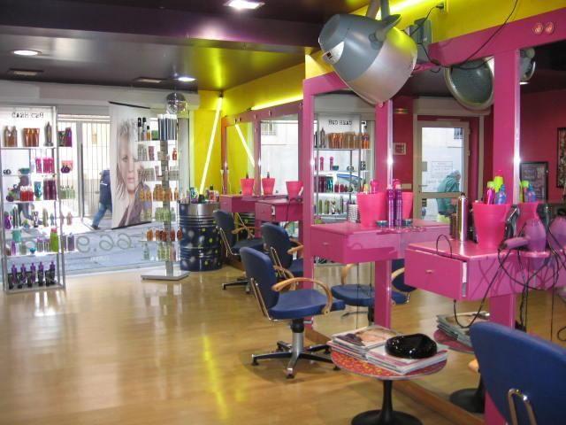 9 best Déco Salon de coiffure images on Pinterest   Hairstyles ...