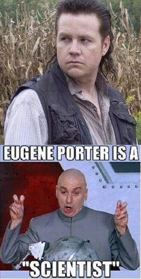 f25bfa5b391d22f0f5848938aed99482 walking dead memes the walking dead 139 best eugene porter (dr ) images on pinterest eugene porter