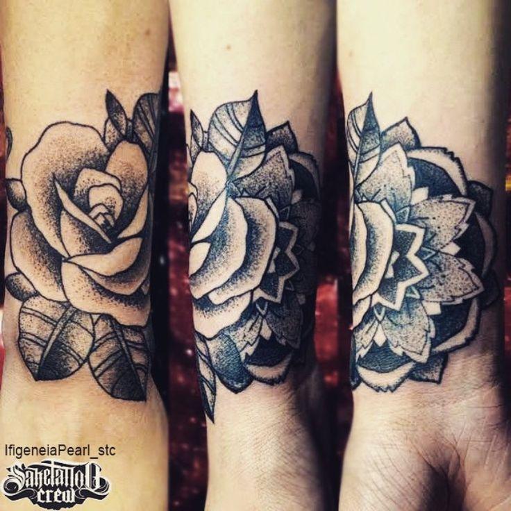 best 25 rose wrist tattoos ideas on pinterest small rose tattoos rose tattoo on ankle and. Black Bedroom Furniture Sets. Home Design Ideas