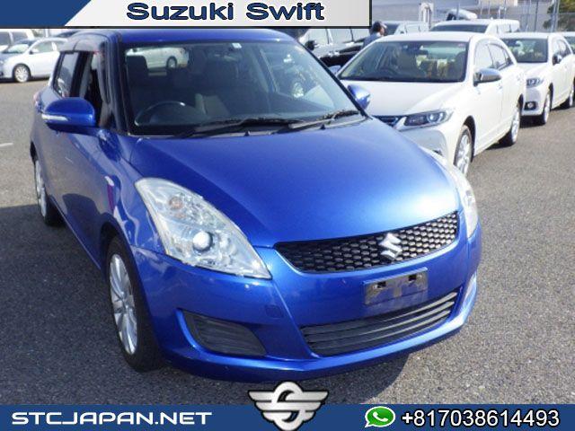 Suzuki Swift For Sale Japanese Used Cars Suzuki Swift Vehicles