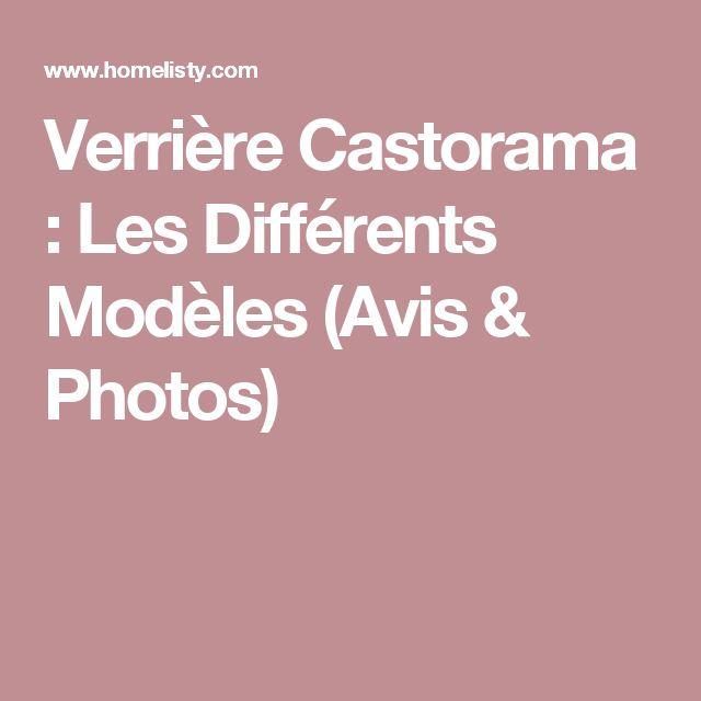 Verrière Castorama : Les Différents Modèles (Avis & Photos)