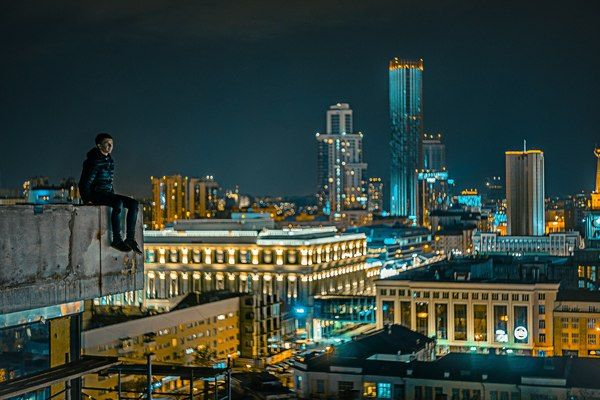 Чуть-чуть Екатеринбурга в ленту фотография, Екатеринбург, город, ночной город, урбан, длиннопост