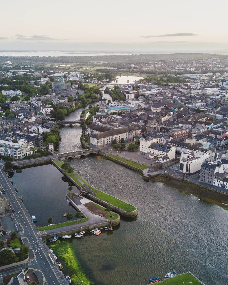"59 Likes, 5 Comments - Conor (@cnrldy) on Instagram: ""Went for a sneaky fly at 5am  #galway #corrib #river #djimavic #mavicpro #drone #ireland"""