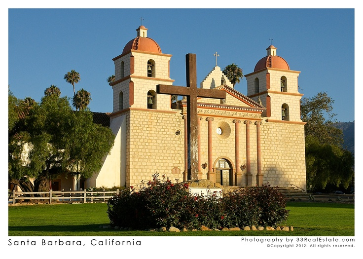Old mission santa barbara california pinterest for Santa barbara vacation ideas
