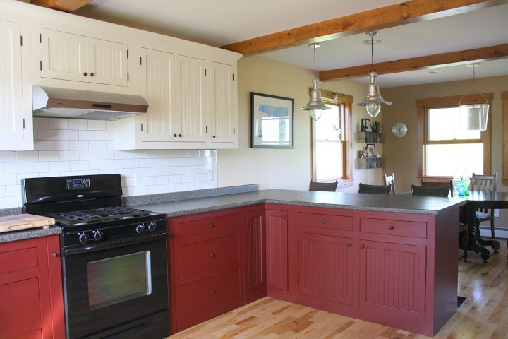 Pendant above island with 8 foot ceilings? - Kitchens ...