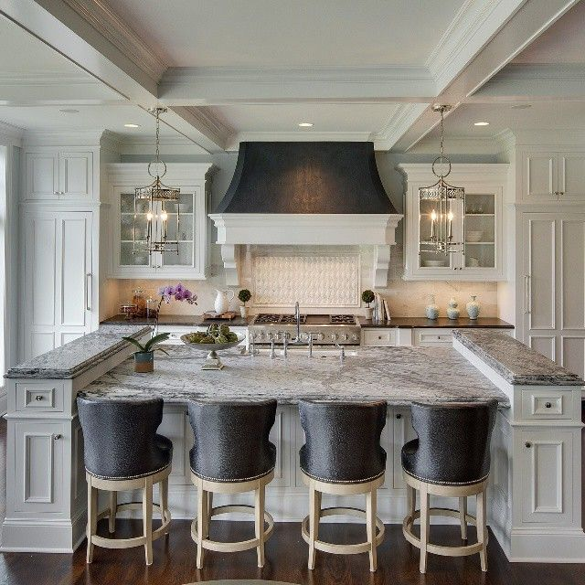 17 best images about dream kitchen designs on pinterest Kitchen design with cooking in mind